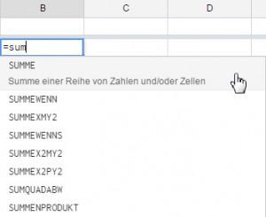 übersetzung excel befehle deutsch englisch