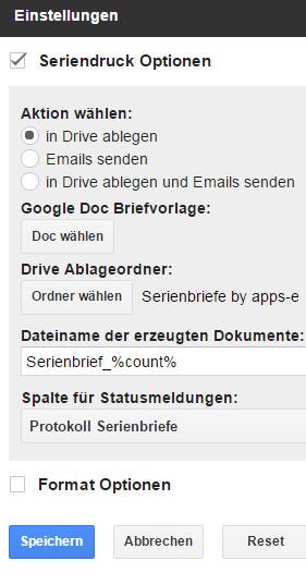 Einfach Mit Google Docs Einen Serienbrief Erstellen