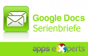 Google Docs Serienbriefe Add-on - neue Version verfügbar